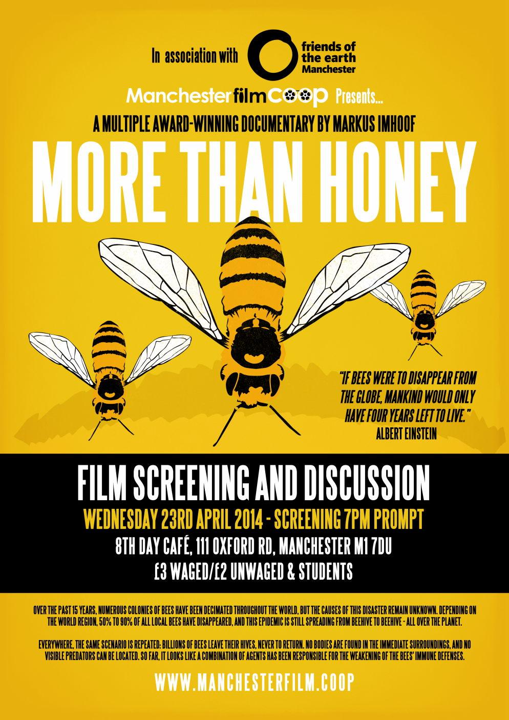 More Than Honey Stream
